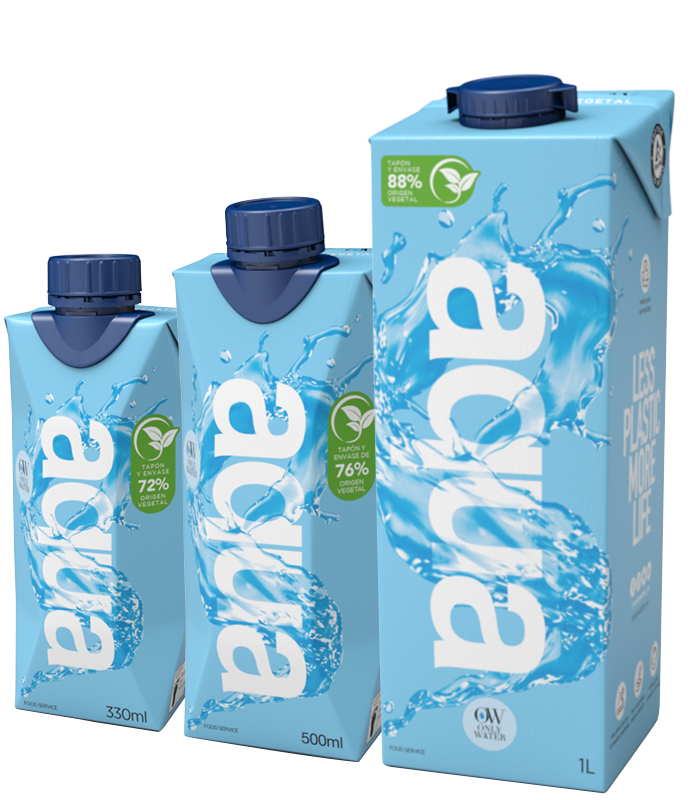 Only Water package water