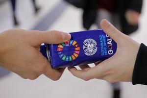 Only Water estuvo presente en la COP25