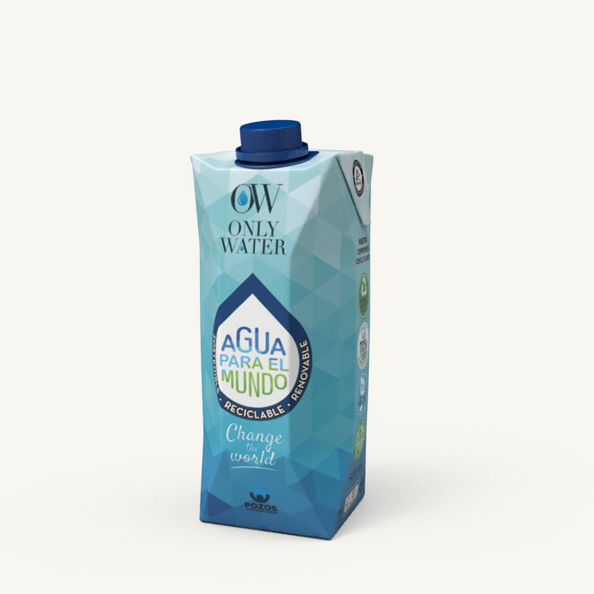Only Water 50 cl