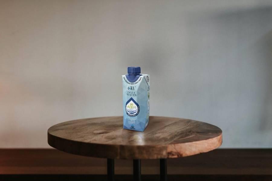 Agua sostenible para bares
